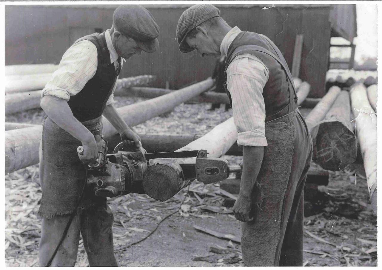 Calders & Grandidge heritage photograph